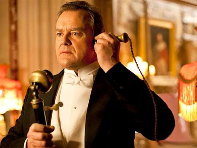Lord Grantham aka Hugh Bonneville (the actor who plays Robert Crawley in Downton Abbey) is currently in India. He is shooting for Gurinder Chadha's upcoming film Viceroy's House in Jodhpur.