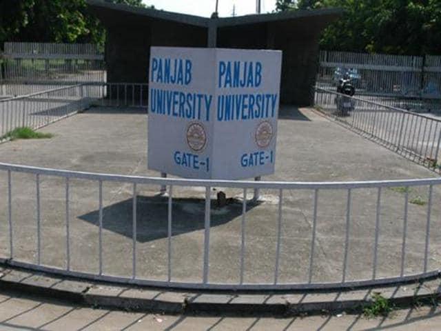 Panjab University.