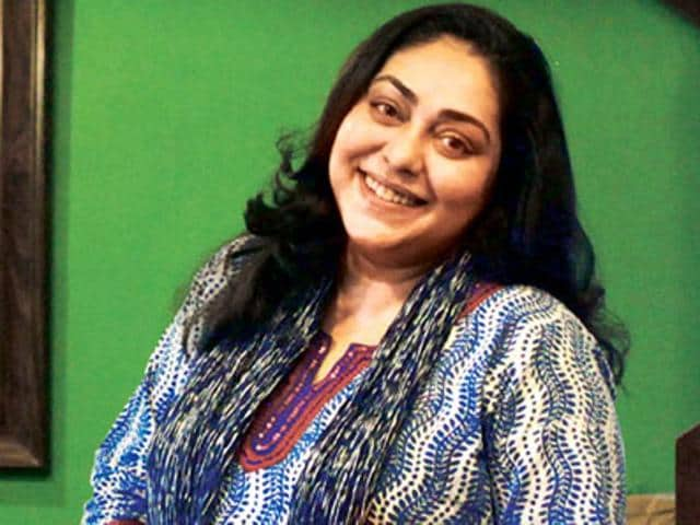 After a stint in full-time motherhood, Meghna Gulzar is returning with the crime-thriller Talvar, ready to wield the double-edged sword.