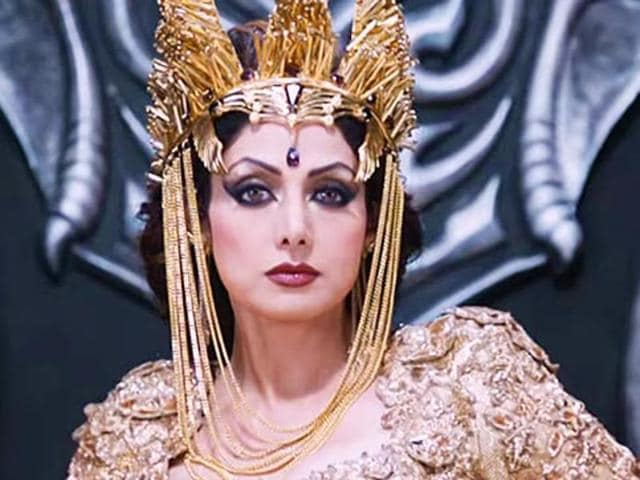 Sridevi will be seen in a regal avatar in Tamil film Puli after a playing diffident homemaker in the Hindi film, English Vinglish.
