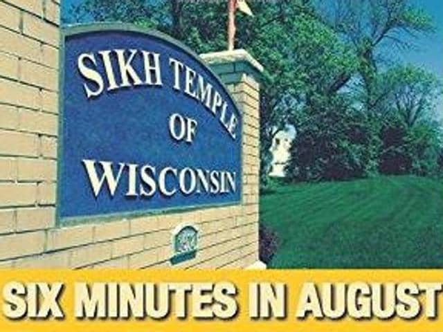 Poster of 'Six Minutes in August: A Story of Tragedy, Healing and Community'