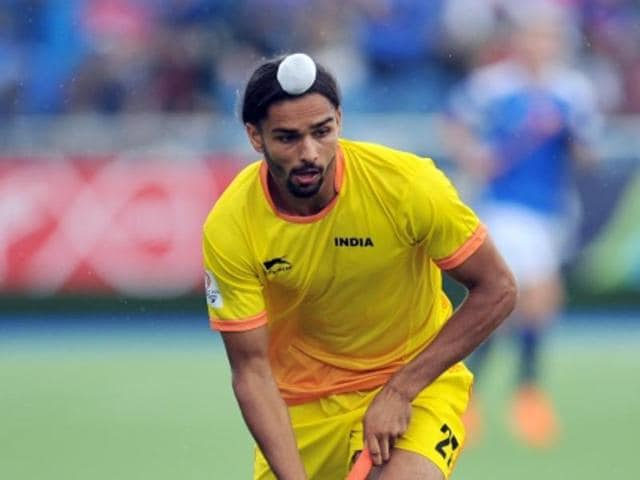 Hockey player Akashdeep Singh  surprised everyone when he bagged the highest bid at the HIL auction  recently.