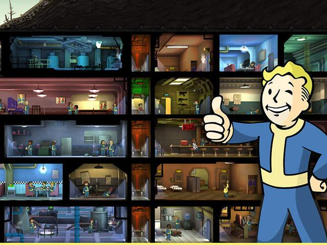 Apple,App Store,Fallout Shelter