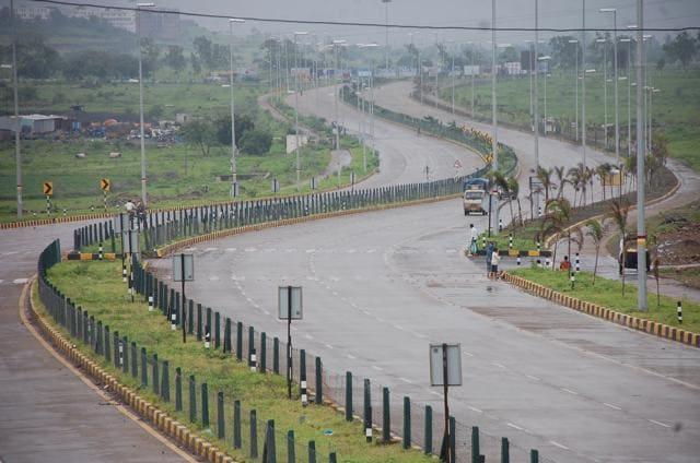 The Super Corridor in Indore.