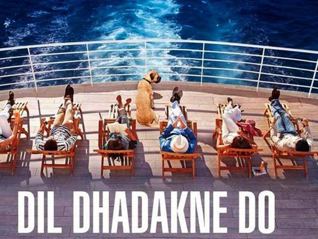 Dil Dhadakne Do is director Zoya Akhtar's take on a wealthy dysfunctional Indian family.