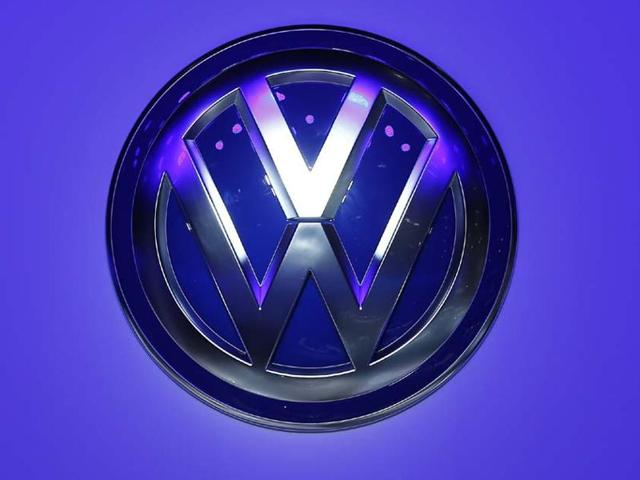 File photo of the Volkswagen Group logo. The scandal engulfing Volkswagen, which has admitted cheating diesel vehicle emissions tests in the United States, spread on Tuesday as South Korea said it would conduct its own investigation and a French minister called for an EU-wide probe.