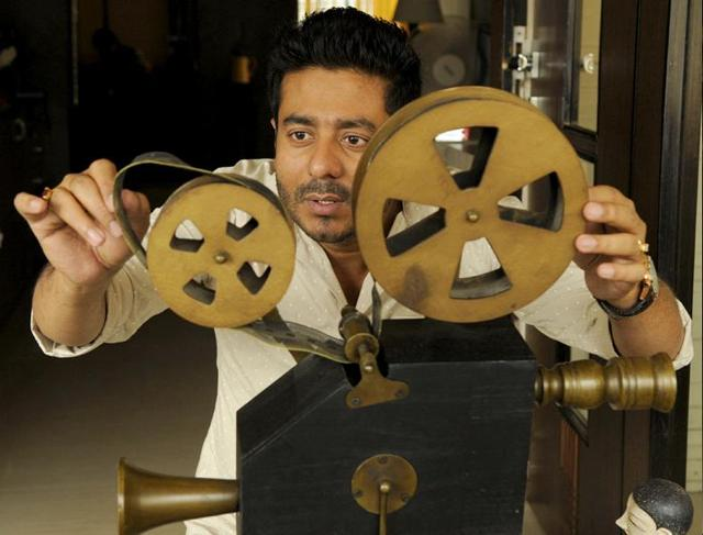 Much sought-after filmmaker Raj Chakraborty is known making romantic films and for introducing newcomers in the Bengali film industry.