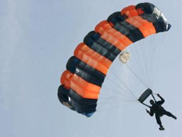 Paragliding,Special children,Special education