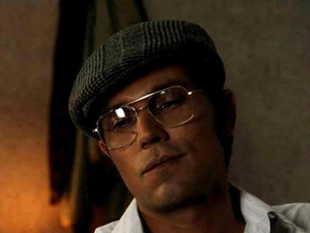 Randeep Hooda in a still from Main Aur Charles. (YOUTUBE)