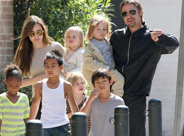 Jolie and Pitt have six children in their famously multi-cultural brood, including, their biological children, Vivienne Marcheline Jolie-Pitt, and her twin Knox Leon Jolie-Pitt, both seven and Shiloh Nouvel Jolie-Pitt, currently nine-years-old. Born on May 27, 2006 in Swakopmund, Namibia, she was the couple's first biological child together.