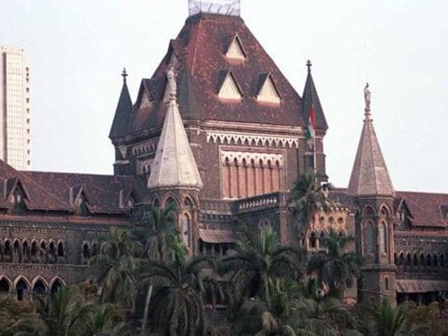 A file photo of the Bombay high court.