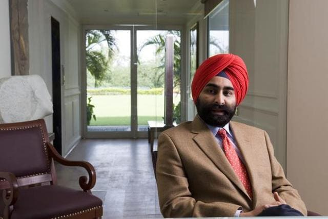Fortis executive vice-chairman Shivinder Mohan Singh.