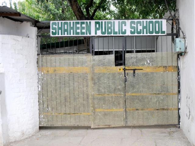 Shaheen Public School in Maloya  is among 'unrecognised' schools.