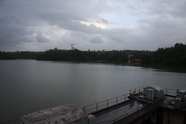 Rainfall in Mumbai,Tulsi,Modak Sagar