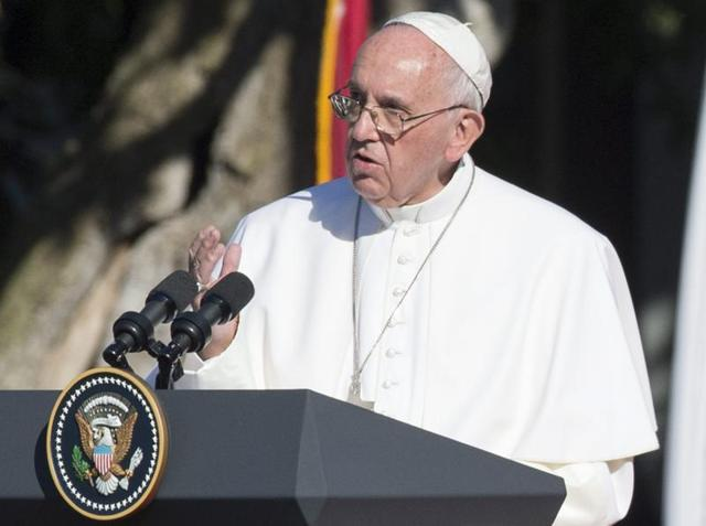 Pope Francis,US,Climate change
