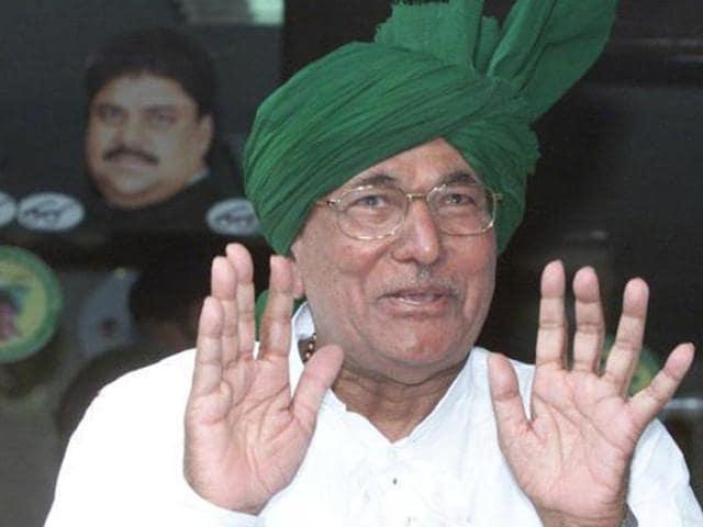 OP Chautala,Congress,Punjab jail