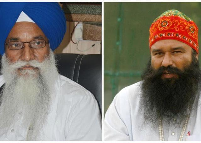 Dera Sacha Saudha,Akal Takht,Gurmeet Ram Rahin Singh