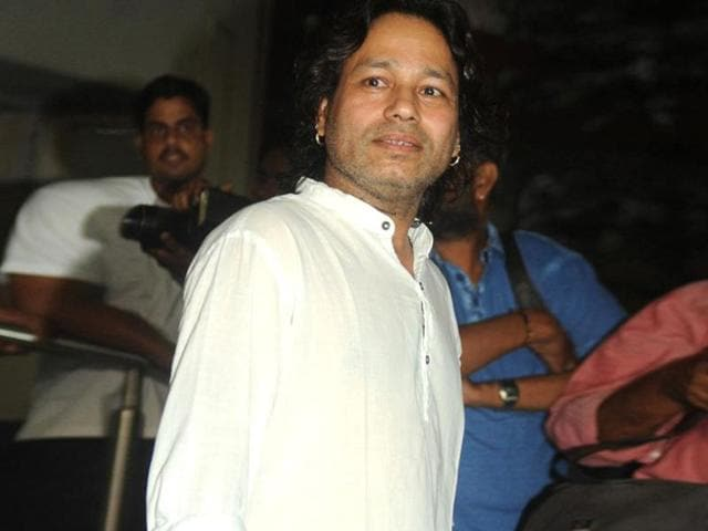 Singer Kailash Kher will be performing at a Silicon Valley community reception in honour of PM Modi. Seen here, Kailash attends the prayer meeting for the late Bollywood music composer and singer, Aadesh Shrivastava in Mumbai on September 8, 2015.