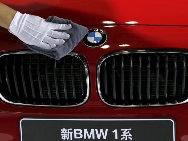 BMW,diesel cars,Exceeding pollution limits