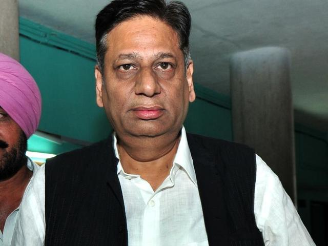 "Ministers and MLAs from the ruling Akali-BJP alliance stood up to fight for the ""dignity"" of Congress MLA Ashwani Sekhri, who had on Wednesday accused a few Congress MLAs of ""abusing and insulting"" him."