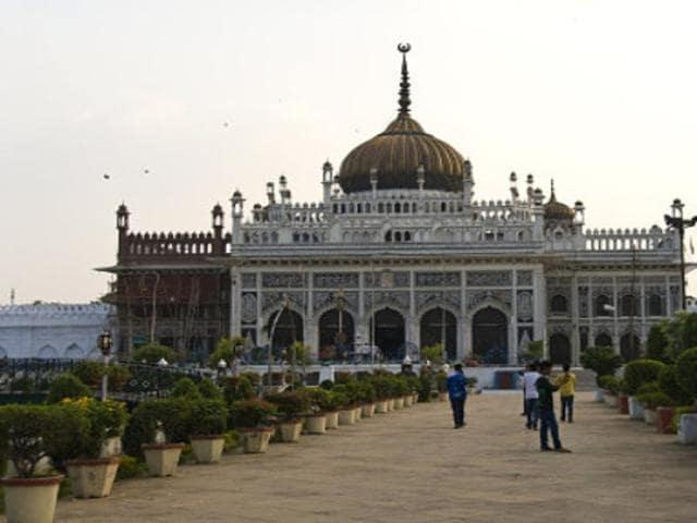 Lucknow,Uttar Pradesh,Chhota Imambara