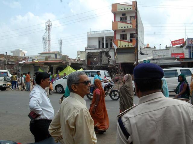 Petlawad blast,Jhabua blast,storage of illegal explosives