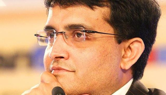 Indian cricket board secretary, Ajay Shirke (left) and former India skipper, Sourav Ganguly (centre), will be allowed to hold only one post  as per the RM Lodha committee report ratified by the Supreme Court on Monday.