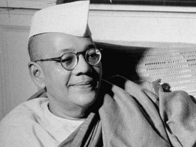 The declassified Netaji files have revealed that Sarat Chandra Bose was in close contact with the Japanese.
