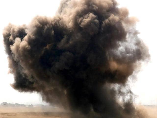 Kolkata,Crude bomb explosion,Cossipore