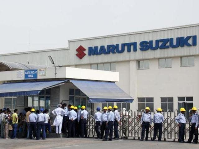 Maruti Suzuki India,Workers,Salary hike