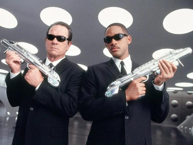 Men In Black is one of Hollywood's most loved sci-fi franchise with Will Smith and Tommy Lee Jones in lead roles.