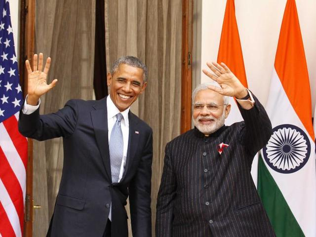 Obama is likely to focus on climate change in his bilateral talks with PMModi.