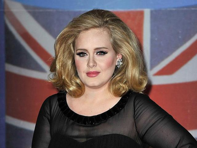 Adele's theme song for Skyfall became an instant hit. However, she refused to sing again for the upcominig Bond film, Spectre. Seen here, Adele at The BRIT Awards 2012 on February 21, 2012 in London, England.