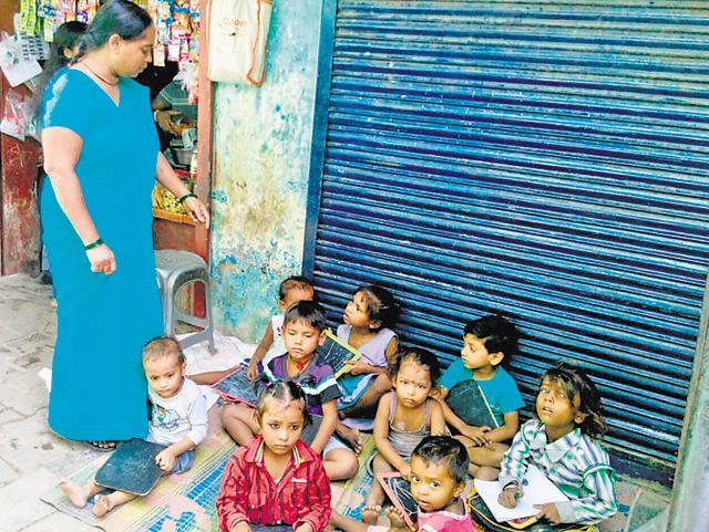Noida,anganwadis,malnourishment