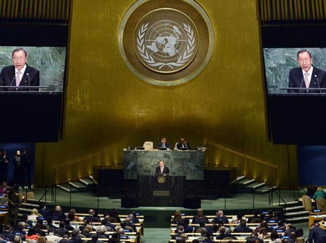 UN,SDG summi,Taliban