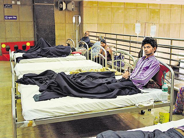 Total number of confirmed cases has reached 159 in Gautam Budh Nagar district and there are over 1,300 suspected cases.