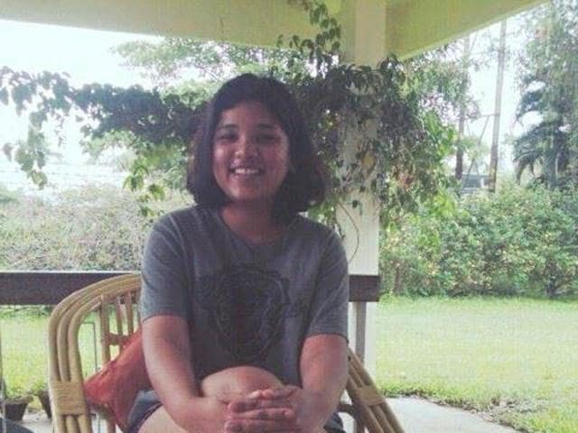 Sneha Khaund, a 22-year-old from Jorhat district in Assam, is an english graduate from St Stephen's College in Delhi.(Facebook)