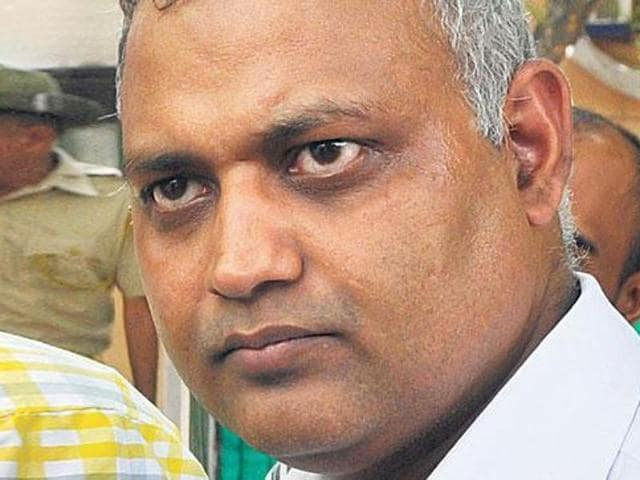 AAP leader Somnath Bharti.