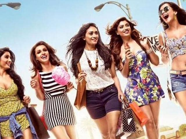 Bhandarkar's latest, Calendar Girls, is exactly like Page 3 (2005), Corporate (2006), Fashion (2008) and Heroine (2012).