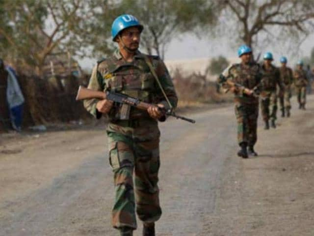 Indian Army,UN Peacekeeping Force,Drugs