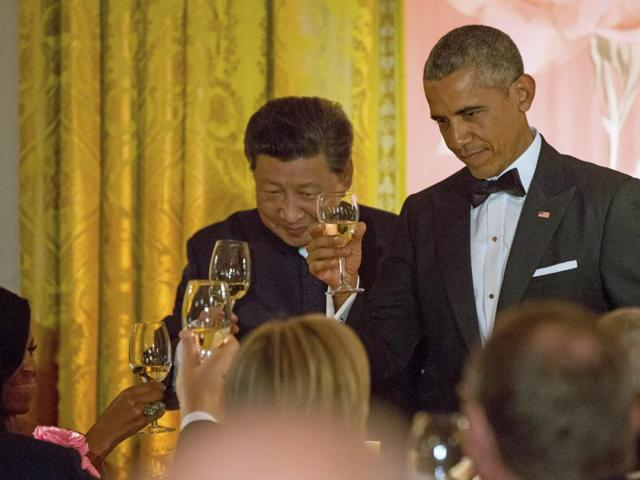 Barack Obama,Xi Jinping,China