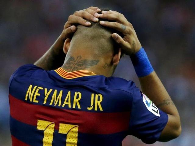 Neymar,Brazil,Barcelona
