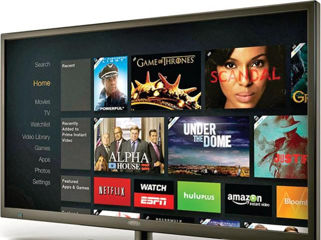 A new note: The all-new Kindle Fire TV enters the domain of playing streamed music, news as well as home automation where you control everything with voice commands.