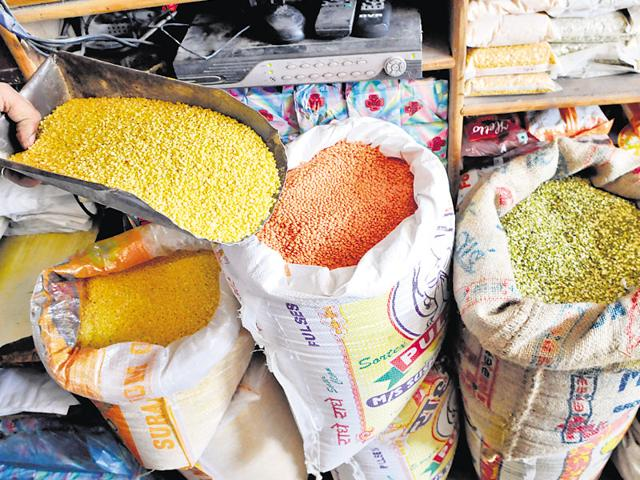 Arhar dal (yellow) now costs Rs 170 per kilo.