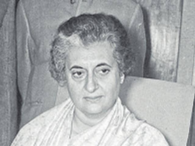 Indira Gandhi,Nehruvian era,MO Mathai