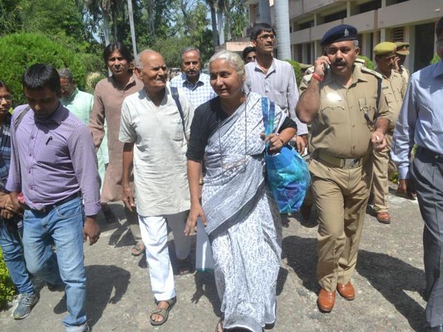 Medha Patkar,Narmada Bachao Andolan,MUNPL