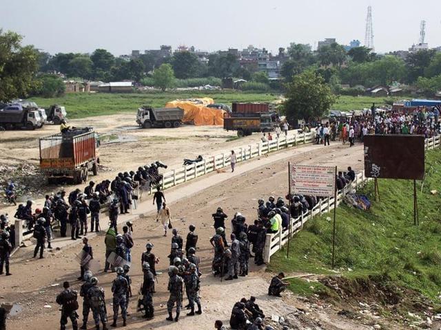Nepal,New constitution,Madhesi