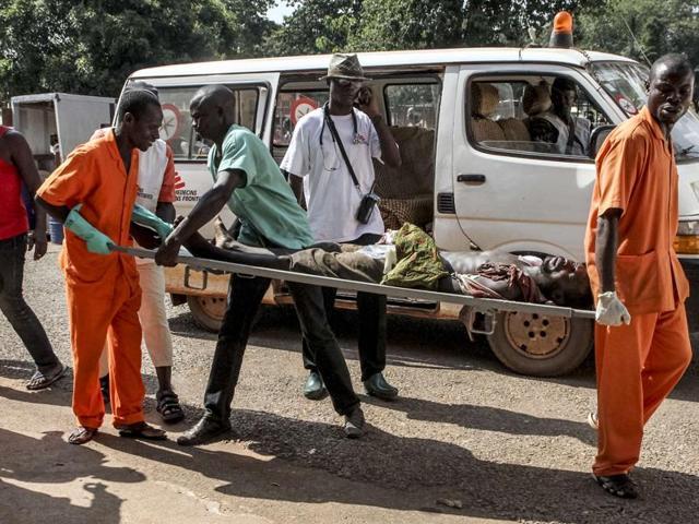 Central African Republic,Seleka Rebels,Muslim-Christian clashes