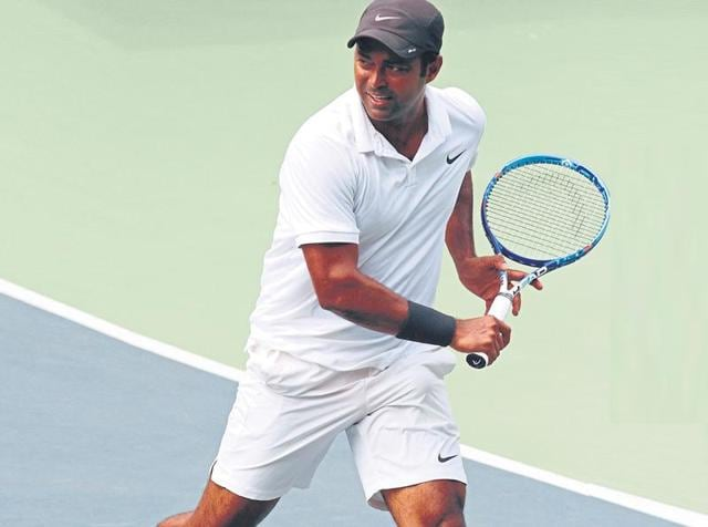 There seems to be no slowing down for Leander Paes. At 42, he clinched three mixed doubles Grand Slams this season.