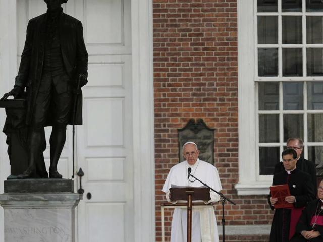 Pope in US,Pope Francis,Vatican